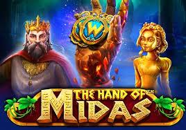 แนะนำเกมสล็อตออนไลน์ The Hand of Midas