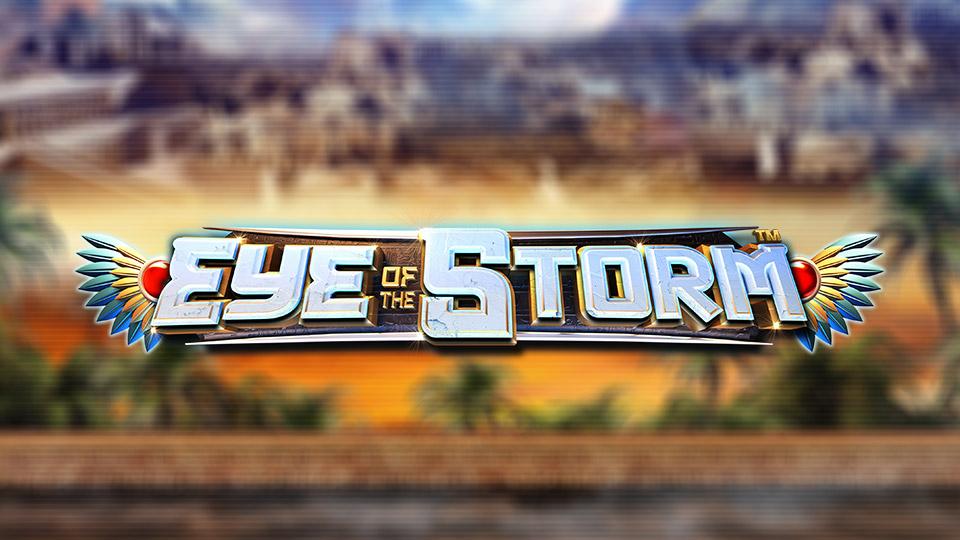 แนะนำเกมสล็อตออนไลน์ Eye of the Storm